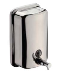 Дозатор за течен сапун - неръждаем