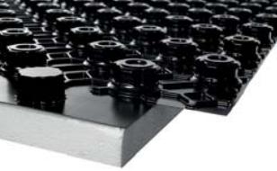 Изолационен панел за подово отопление Blackfloor