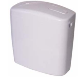 Пластмасово тоалетно казанче