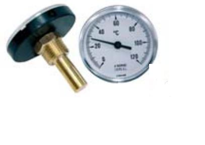 Потопяем термометър с пластмасов корпус