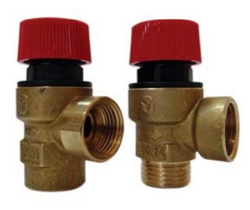Предпазен мембранен клапан